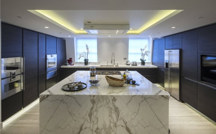 Marble Kitchen Surfaces Floors Of London