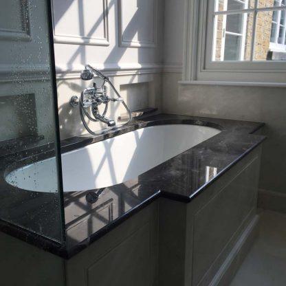 Marble Bath Surround Floors of London