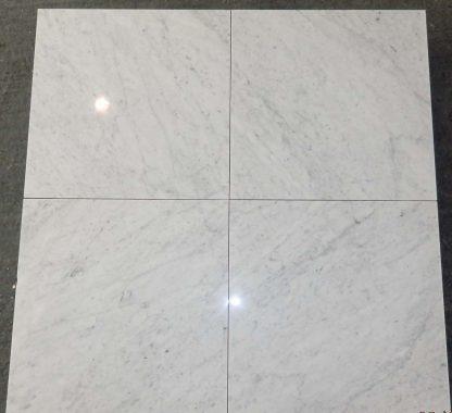 Bianco Carrara Tiles