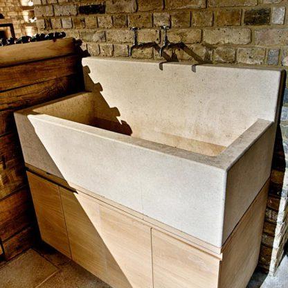 Stone Sinks Floors of London