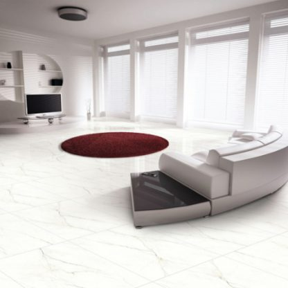 Jumbo Marble Porcelain Tiles Floors of London