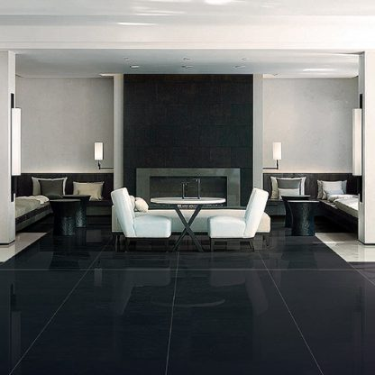 Jumbo Thin Monochrome 1800 x 900 Porcelain Tiles Floors of London