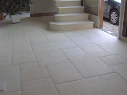 Bretigny French Limestone Floors of London