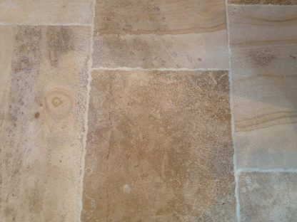 Burgundy Mixed Aged Finish French Limestone